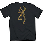 Browning Men's Bullet Buckmark T-Shirt