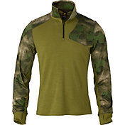 Browning Men's Hell's Canyon Speed MHS Quarter Zip Base Layer Shirt