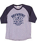 Browning Youth Baseball Style Buckmark T-shirt
