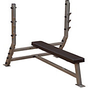 Body Solid Pro Clubline SFB349G Olympic Flat Bench