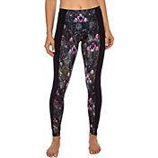 Betsey Johnson Performance Women's Moroccan Cutout Leggings
