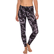 Betsey Johnson Performance Women's Royal Leopard Print Leggings