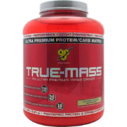BSN True-Mass Protein Powder Cookies and Cream 5.75 lbs