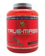 True mass protein powder