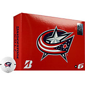 Bridgestone 2015 Columbus Blue Jackets e6 Golf Balls