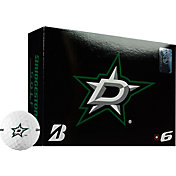 Bridgestone 2015 Dallas Stars e6 Golf Balls