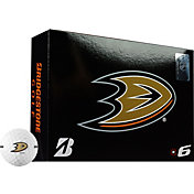 Bridgestone 2015 Anaheim Ducks e6 Golf Balls