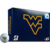 Bridgestone 2015 West Virginia Mountaineers e6 Golf Balls