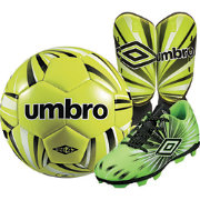 Umbro Youth Soccer Starter Kit