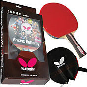 Butterfly 302 FL Table Tennis Racket