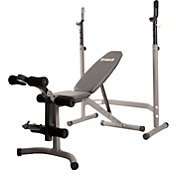 Body Champ 2-Piece Olympic Bench