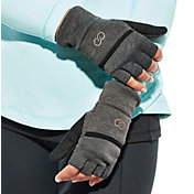 CALIA by Carrie Underwood Women's Pop Top Fingerless Running Gloves