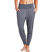 CALIA by Carrie Underwood Women's Effortless Fold Over Heather Jogger Pants