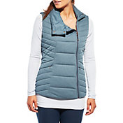 CALIA by Carrie Underwood Women's Plus Size High Collar Vest