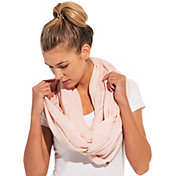 CALIA by Carrie Underwood Women's Mixed Open Knit Infinity Scarf