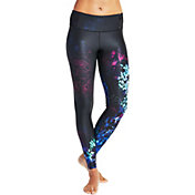 CALIA by Carrie Underwood Women's Plus Size Essential Printed Leggings