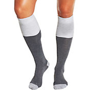 CALIA by Carrie Underwood Two Tone Knee High Socks