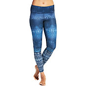 CALIA by Carrie Underwood Women's Warm Printed Leggings