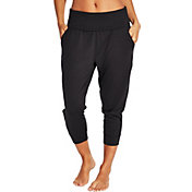 CALIA by Carrie Underwood Women's Effortless Foldover Waist Capris