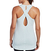 CALIA by Carrie Underwood Women's Plus Size Keyhole Detail Tank Top