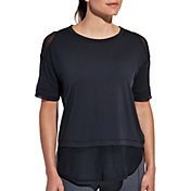 CALIA by Carrie Underwood Women's Plus Size Fashion T-Shirt