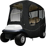Classic Accessories Fairway Deluxe Short Golf Cart Enclosure – Navy
