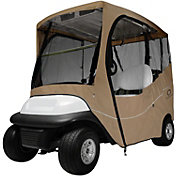 Classic Accessories Fairway Travel Short Golf Cart Enclosure – Navy