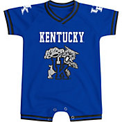 Colosseum Athletics Infant Kentucky Wildcats Blue Super Fan II Onesie