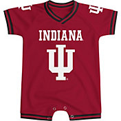 Colosseum Athletics Infant Indiana Hoosiers Crimson Super Fan II Onesie