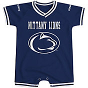 Colosseum Athletics Infant Penn State Nittany Lions Blue Super Fan II Onesie