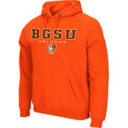 Colosseum Athletics Men's Florida Gators Blue Performance Fleece Pullover Hoodie