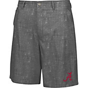 Chiliwear Men's Alabama Crimson Tide Grey Match Play Short