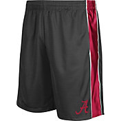 Colosseum Athletics Men's Alabama Crimson Tide Grey Layup Shorts