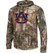 Colosseum Athletics Men's Auburn Tigers Camo Breech Pullover Hoodie