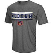 Colosseum Athletics Men's Auburn Tigers Grey Matrix T-Shirt