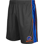 Colosseum Athletics Men's Boise State Broncos Grey Layup Shorts