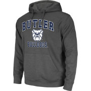 Colosseum Athletics Men's Butler Bulldogs Grey Performance Hoodie