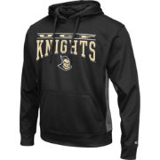 Colosseum Athletics Men's UCF Knights Defend Pullover Black Fleece Hoodie