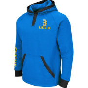 Colosseum Athletics Men's UCLA Bruins True Blue Football Notch Hoodie