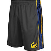 Colosseum Athletics Men's Cal Golden Bears Grey Layup Shorts