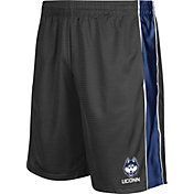 Colosseum Athletics Men's UConn Huskies Grey Layup Shorts