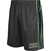 Colosseum Athletics Men's Colorado State Rams Grey Layup Shorts