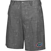 Chiliwear Men's Florida Gators Grey Match Play Short
