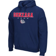 Colosseum Athletics Men's Georgia Southern Eagles Navy Performance Fleece Pullover Hoodie