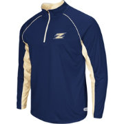 Colosseum Athletics Men's Akron Zips Navy Airstream Quarter-Zip Windshirt