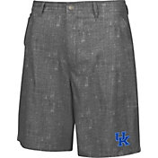 Chiliwear Men's Kentucky Wildcats Grey Match Play Short