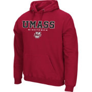 Colosseum Athletics Men's UAB Blazers Green Performance Fleece Pullover Hoodie
