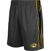 Colosseum Athletics Men's Missouri Tigers Grey Layup Shorts