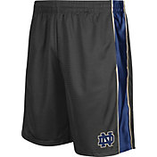 Colosseum Athletics Men's Notre Dame Fighting Irish Grey Layup Shorts