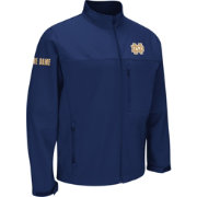 Colosseum Athletics Men's Notre Dame Fighting Irish Navy Yukon Jacket